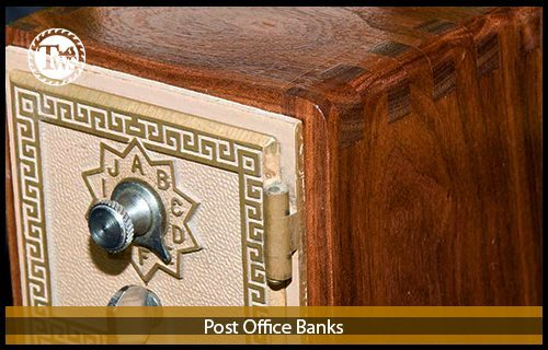 Post Office Door Banks